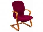 Konferenční křeslo (židle) Palermo Prokur dřevo