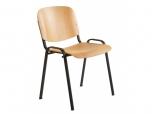 Konferenční jednací židle (křeslo) 1120 L dřevěná