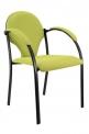 Konferenční židle křeslo Neon černá kostra