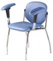 Konferenční židle (laboratorní, vyšetřovací) Medisit 2742 - SLEVA nebo DÁREK