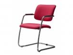 Konferenční jednací židle (křeslo) Magix 2180/S čalouněná
