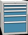 Kontejner do svařovaného stolu DPJ DPP 02 C