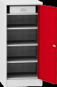 Kovová dílenská skříňka na nářadí NAR 04 A