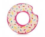 Kruh plavecký DONUT INTEX 107 x 99 cm