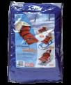 Krycí vak Baby Sack Teddy - modrý