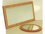 Kulaté zrcadlo průměr 50 cm 0L220M