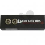 Laser line box červený