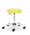 Lékařská tvarovaná vyšetřovací židle IN 832 Stand