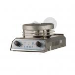 Magnetická míchačka s ohřevem, 400 W, 350 °C