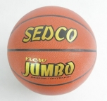 Míč basket kůže OFFICIAL 5 NEW JUMBO - 3164