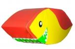 Molitanová houpačka Šárka - koženka