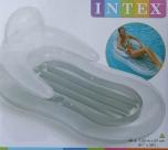Nafukovací křeslo - lehátko Intex Comfort 155 x 97 cm
