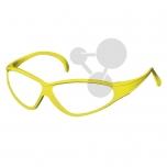 Ochranné brýle CE EN166, žluté