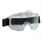 Ochranné brýle Komfort z jednoho kusu