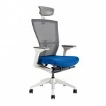 Officepro kancelářská židle (křeslo) Merens White SP - SLEVA NEBO DÁREK A DOPRAVA ZDARMA