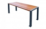 Parkový stůl Centrum - kovový stůl