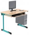 PC stůl BINGO jednomístný