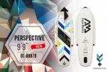 PERSPECTIVE nafukovací paddle board
