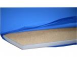 Pevný rošt do dětské matrace 122 cm pro lehátko délky 133 cm