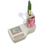 pH metr s integrovaným míchadlem