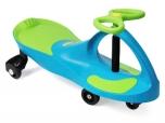 PlasmaCar - LukiCar modrozelené  vozítko