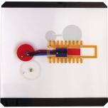Plochý model: Stirlingův motor