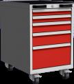 Pojízdný kontejner DPP 01 C