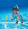 Potápěčské okřídlené míčky Intex - 3ks