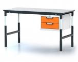 Pracovní (dílenský) stůl alsor Uni - alsor U15 K03