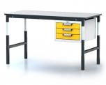 Pracovní (dílenský) stůl alsor Uni - alsor U15 K04