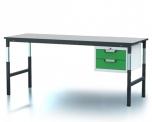 Pracovní (dílenský) stůl alsor Uni - alsor U20 K03
