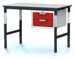 Pracovní (dílenský) stůl alsor Uni - alsor U12 K03