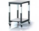 Pracovní (dílenský) výškově stavitelný vozík DPL 50 P