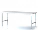 Pracovní (dílenský) výškově stavitelný stůl DPL 200 Z S, DPL 200 Z ESD