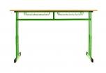 PRIM lavice výškově stavitelná dvoumístná