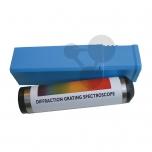 Příruční spektroskop, mřížkový