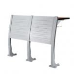 Pult (první řada) Arena Be Series s pracovním stolkem