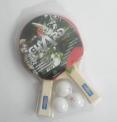 Raketa na stolní tenis SET DRAGON - 4110A