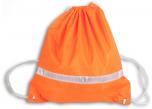 Reflexní batoh - oranžový