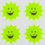 Reflexní samolepky - Sluníčko