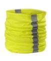 Reflexní univerzalní šátek - žlutý
