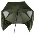 Rybářský přístřešek - deštník Ø240cm SEDCO MAXI BROLLY