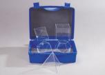 Sada 5 geometrických těles v kufříku