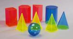 Sada 9 barevných modelů