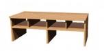 Šatní lavice Jitka, dvou až pětimístná, hloubka 35 cm  0L748M