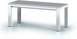 Šatní lavice s lamino deskou S1L 100 A S (modul 100 cm)