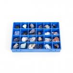 Sbírka minerálů, 24 kusů