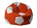 Sedací křeslo pytel vak Euroball Medium fotbalový míč