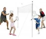 Síť badminton Rekreant s tyčemi - 0125