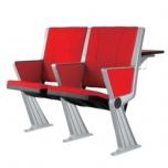 Sklopná sedačka  (prostřední řada) Arena Be Series s pracovním stolkem